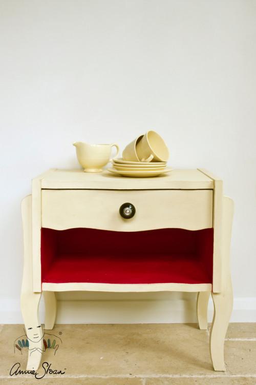 Cream Annie Sloan Chalk Paint™ festék