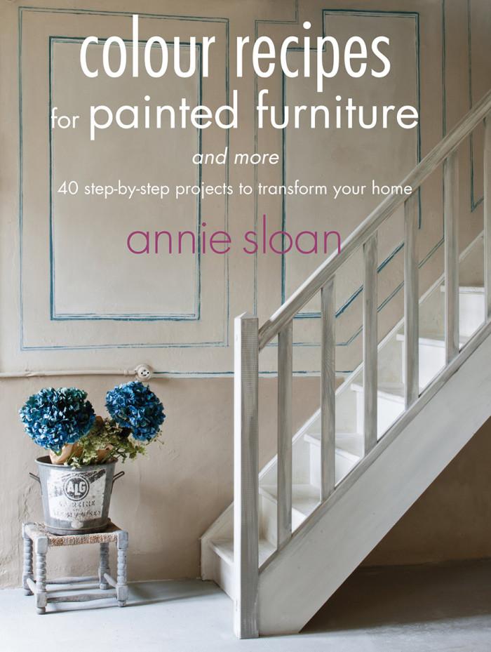 Annie Sloan Colour Recipes Könyv