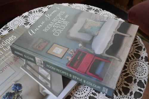 Annie Sloan RoomRecipes könyv
