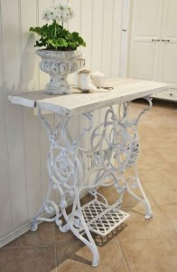 old white shabby