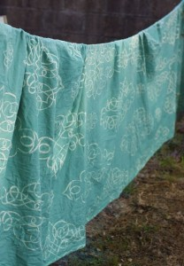 stencil-dye-your-own-drop-cloth-curtain-chalk-paint-how-to-painting