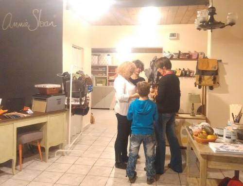 Am deschis miniclubul nostru deco in Miercurea-Ciuc!