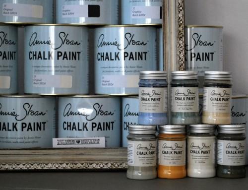 Chalk Paint stimuleaza creativitatea