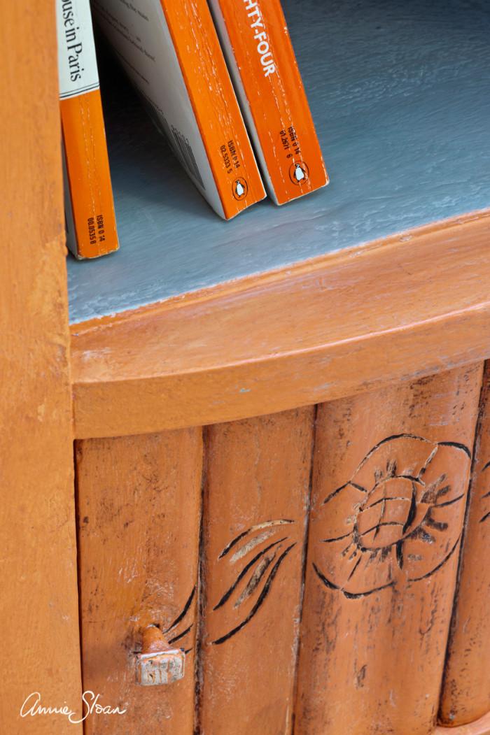 Barcelona Orange Annie Sloan Chalk Paint™ festék