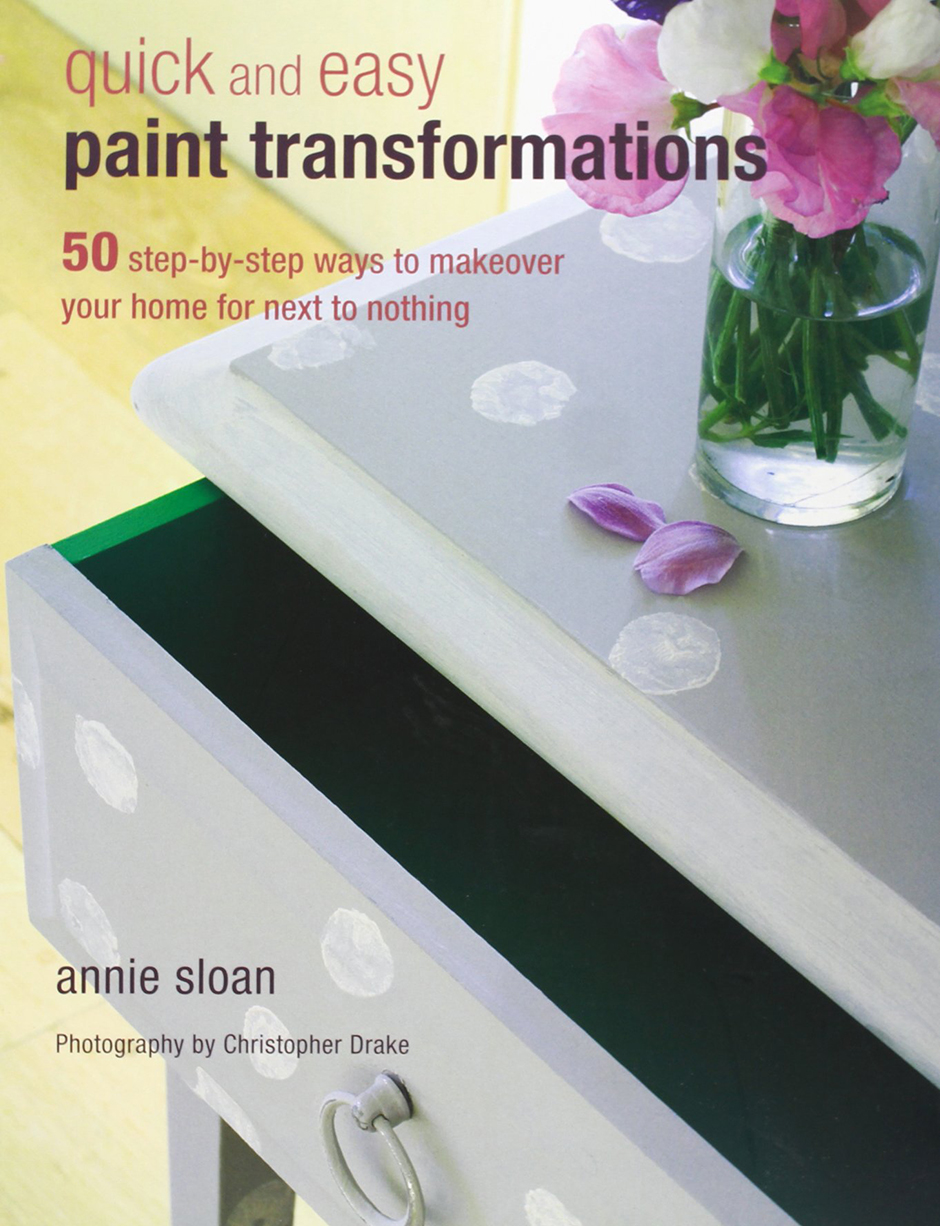Annie Sloan Quick & Easy Paint Transformations Könyv