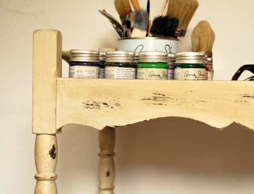 Mitől különleges az Annie Sloan Chalk Paint™?