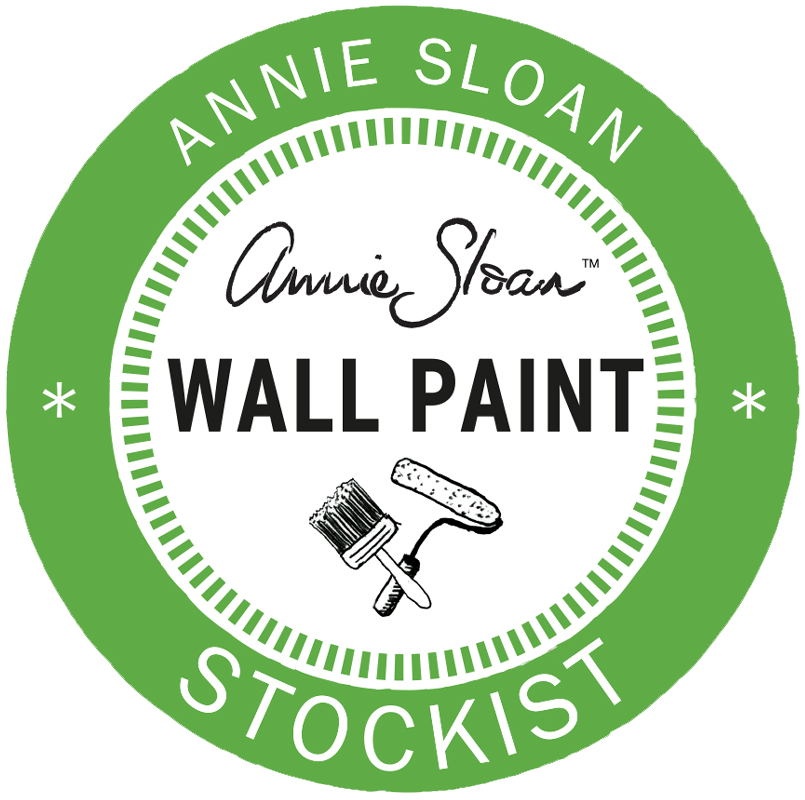 Annie Sloan - Stockist logos - Wallpaint