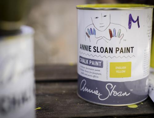 5+1 intrebari frecvente despre Chalk Paint™