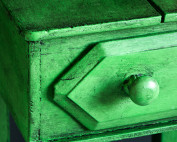 warehouse-look-sidetable-painted-with-Chalk-Paint-in-Antibes-Green-and-Black-Wax-1800